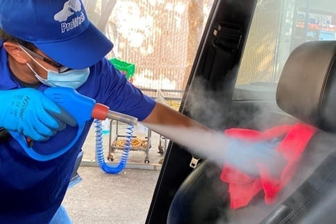 Pro Wash auto detailing