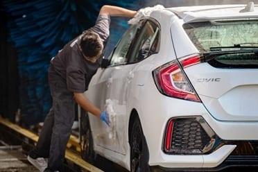 the best car wash Santa Rosa style